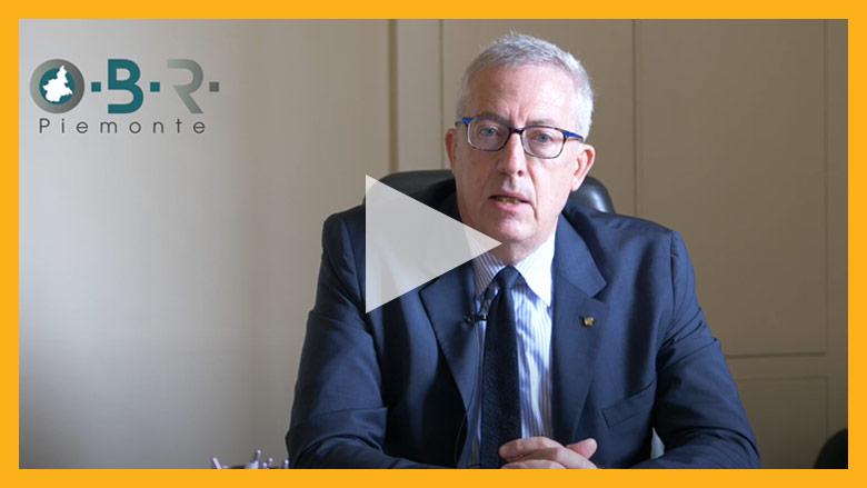 Monitoraggio valutativo 2019 in Piemonte | Paolo Balistreri - Presidente O.B.R. Piemonte