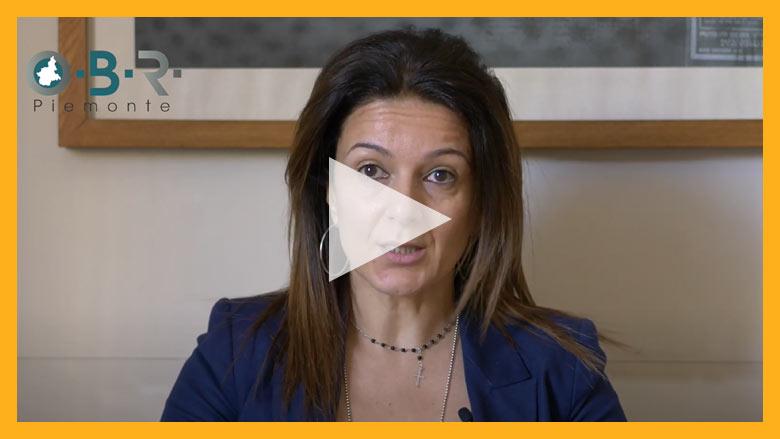 Monitoraggio valutativo 2019 in Piemonte | Teresa Contaldo - Ricercatrice O.B.R. Piemonte